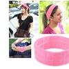 Zodaca Pink Fashion Yoga Elastic HairBand LadiesGirl Accessories Sport