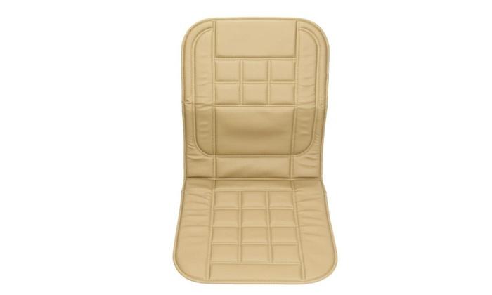 Cool Imitation Leather Cushion Van Seat Cover Car Accessories Machost Co Dining Chair Design Ideas Machostcouk
