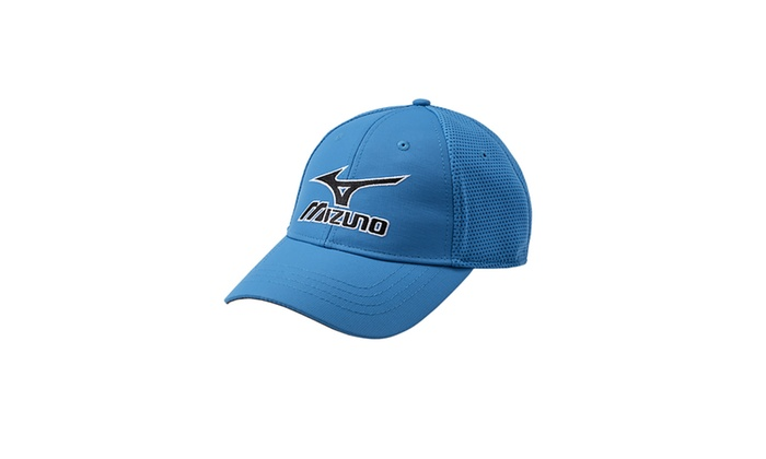 Mizuno Tour Fitted Cap/Surf/L/XL
