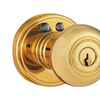 Morning Industry Remote Control Electronic Knob (polished Brass)