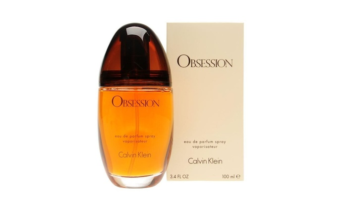 Obsession De Eau Parfum Women Calvin Spray For Klein wn80mN