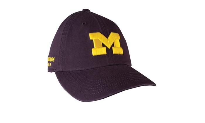 5cd5bd66944 Bridgestone NCAA Golf Hats