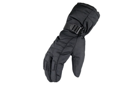 New Warm Waterproof Motorcycle Snowmobile Snowboard Ski Gloves 49c6bc65-9a0e-472a-b1d3-97f51b1d695b