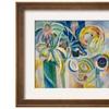 Symphonie coloree by Robert Delaunay