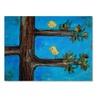 Nicole Dietz Birds in a Tree Mixed Media Canvas Print
