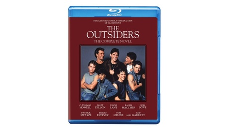 Outsiders, The: The Complete Novel Edition (Blu-ray) fef663d3-b565-44cf-a67d-3d45632863c4