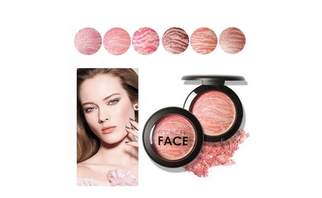 Focallure Cheek 6 Colors Makeup Baked Blush Bronzer Blusher 5d8bc729-4696-42bd-9424-21c6621061df