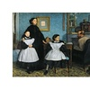 Edgar Degas The Bellelli Family, 1858-67 Canvas Print
