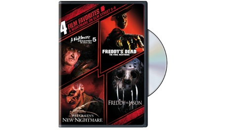 4 Film Favorites: Nightmare on Elm Street 5-8 (DVD) e7a069c3-ed79-4452-929f-815653bcc3ae