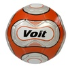 Voit Size 5 Reflect Soccer Ball Deflated - Silver and Orange Graphic