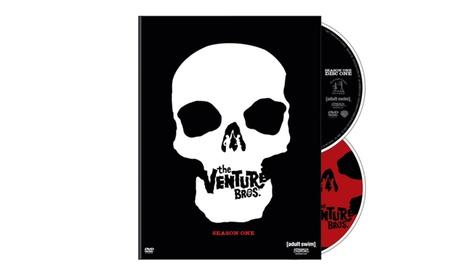 Venture Bros, The: Season One (DVD) 5980ac98-2896-4c69-ae56-93adc827c575