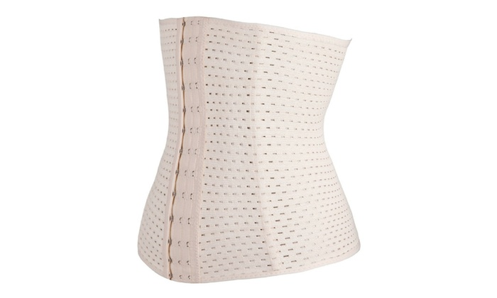 Breathable Bamboo Corset 3 Pack - Small