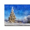 Lois Bryan Wintry Day Canvas Print