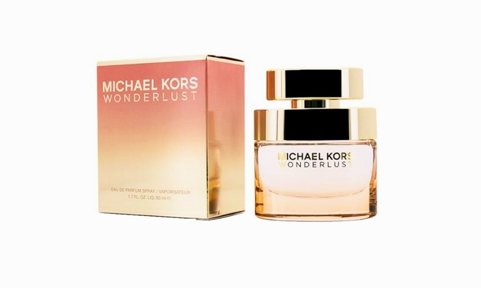 d8ac689421ff Michael Kors Wonderlust Eau De Parfum Spray 1.7 Oz   50 ml For Women