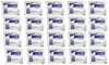 Pack of 20 Sterile Oval Eye Pads Emergency Prepper First Aid Bug Out Bags