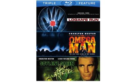 Sci-Fi: Soylent Green, Logan's Run, Omega Man 7d3ae841-13f6-4c3a-b87e-fd1236998ed1