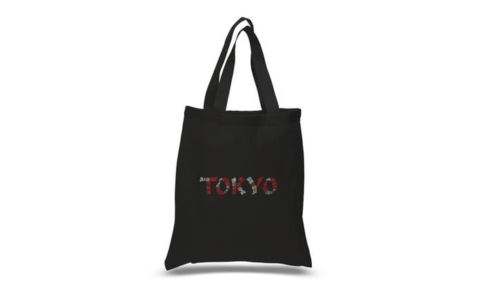 Small Tote Bag - THE NEIGHBORHOODS OF TOKYO