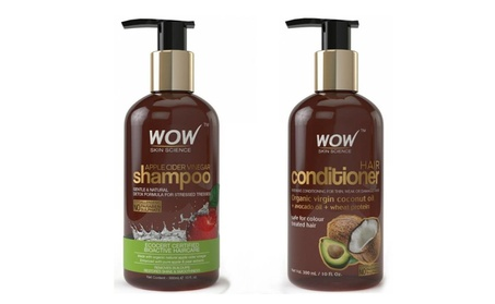 Hair Conditioner Set Apple Cider Vinegar Shampoo Hair Care 90ee3b12-375b-40d8-bed1-4fa0a5ac195c