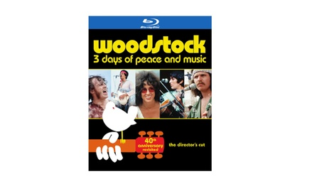 Woodstock 40th Anniversary Limited Edition Revisited (BD) 21b72f9a-842b-4d37-a678-484c2d4bd59d