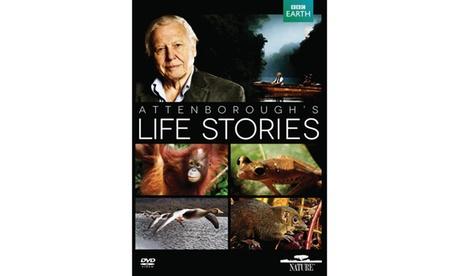 Life Stories (David Attenborough) (DVD) 49050bcf-125d-455f-93bf-d3b70163c327