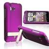 Insten Purple Hard Case For HTC ThunderBolt 4G Phone
