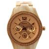 ES3578P Stella Multifunction Shimmer Horn Resin Watch - 1 Pc Watch