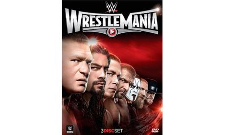 WWE: WrestleMania 31 (DVD) 387f61de-1811-435b-a996-67d2ab22e3aa
