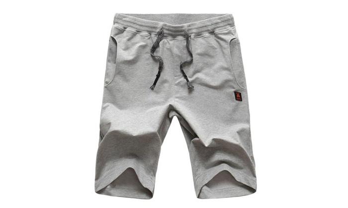 Men's Smart Cotton Sport Short Comfortsoft Half Pants