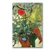 Vincent Van Gogh Bouquet of Wild Flowers Canvas Print
