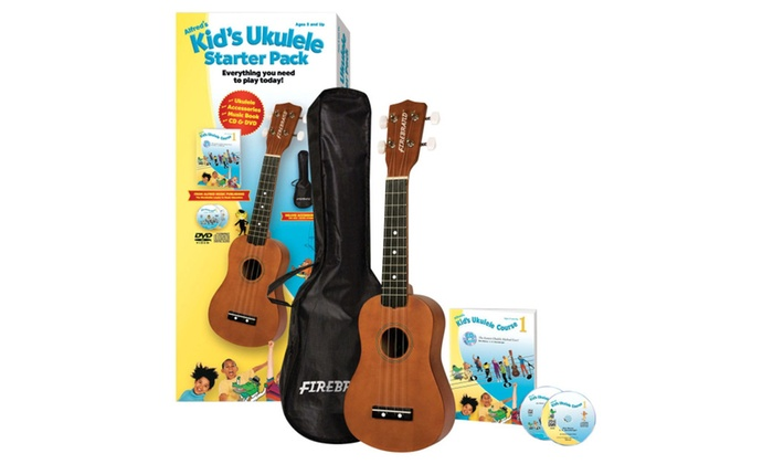 Alfred's Kid's Ukulele Course Complete: The Easiest Ukulele Method Ever!, Book