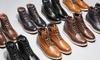 Harrison Men's Casual Round & Moc-Toe Boots