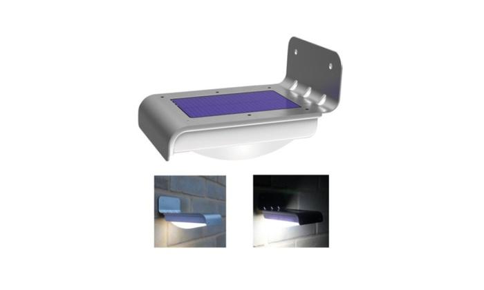 Pro 24 Led Solar Power Motion Sensor Garden Security Lamp Waterproof