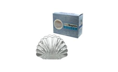 Bulk Buys Shell-Shaped Napkin Holder 1cfae05f-b3b8-46b2-b3a8-267236e5a436