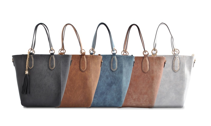 USO Couture Becca Tote Bag