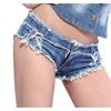 Sexy Cut Off Low Waist Women Denim Jeans Shorts Short Mini Hot Pants