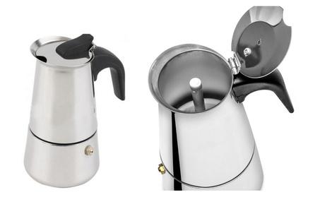Superior Espresso Coffee Maker 9 Cup & Lovely Aroma of Fresh Coffee b389e6d2-601b-4514-9da1-7a1dbc72902c