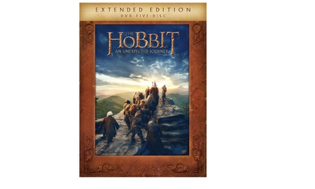 The Hobbit: An Unexpected Journey Extended Edition (DVD/UV) (5- Disc) b5bf000d-8b2c-4dc1-ab6c-3857f086955e