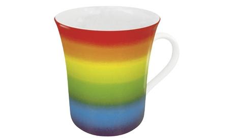 Set of 4 Mugs Rainbow 2de4f1ea-56e6-4305-93e2-e03dc8c8b940