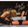 Kevin Nash & Scott Hall Autographed 8x10 Photo (MAB - KNSH8101)