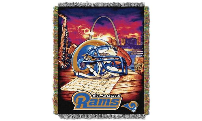NFL 051 Rams Home Field Advantage