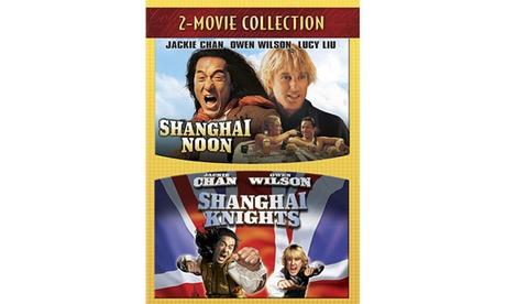 Shanghai Noon Shanghai Knights DVD 2-Pack 2fb88cf1-4d68-4bb9-bc3d-0b87ae32706a