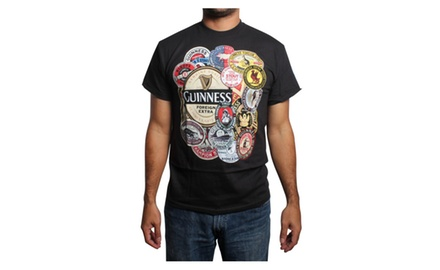 Guinness History Black T-shirt