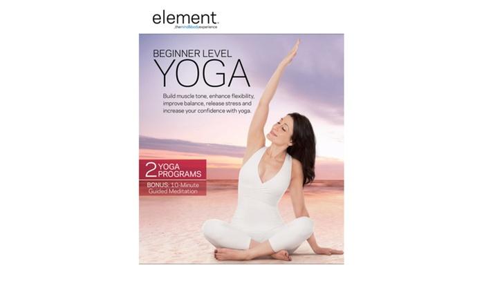 Element: Beginner Level Yoga DVD