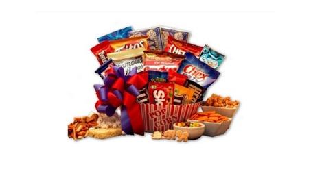Gift Basket Snacktime Favorites Gift Basket 2fd07775-4531-4bca-b4ca-09a17dbc18ad