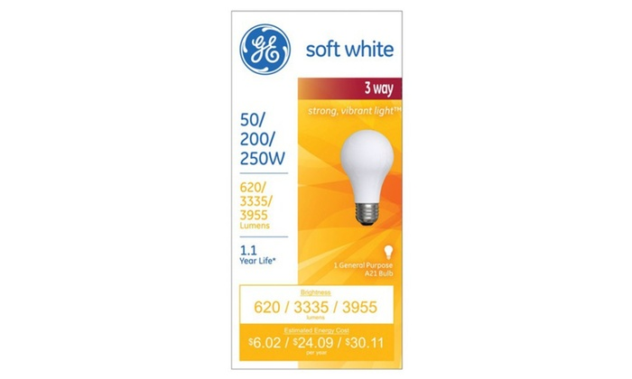 50-250w 3-way Lamp