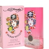 Ed Hardy Born Wild by Christian Audigier for Women - 3.4 oz EDP Spray