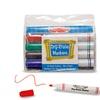 Melissa Doug Dry-Erase Marker Set 4 pc 4122
