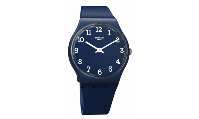 20d38e7a5f3 Swatch BLUEWAY Unisex Watch GN252