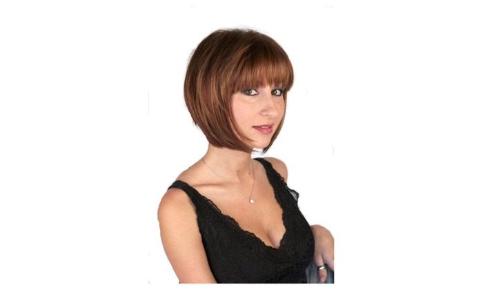 Ashley Premium, Inc: Godiva's Secret Sabrina Wig. The Most Realistic Wash &  Wear ...