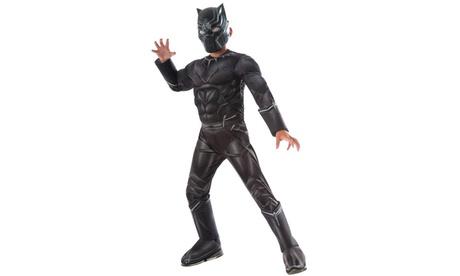 Captain America: Civil War Kids Black Panther Costume 619448e3-f33b-434f-a4bd-fa682ec166b9